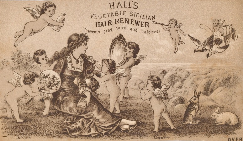 image of victorian snake oil